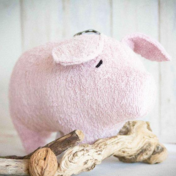 """Zauberhafte Spieluhr """"Schweinchen Elly"""""""